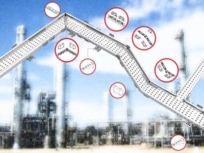 سینی کابل | نردبان کابل | لوله فولادی برق | کمترین نرخ بین رقبا| سینی کابل آریا
